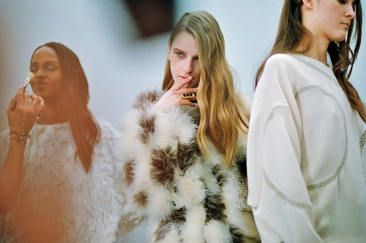 The Scene | Paris Fashion Week: Chloé Fall/Winter 2014
