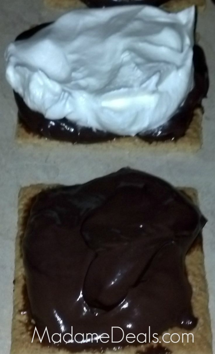Weight Watchers Inspired Dessert - Low Cal Smores
