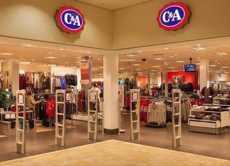 C&A - used to get all my clothes in here.