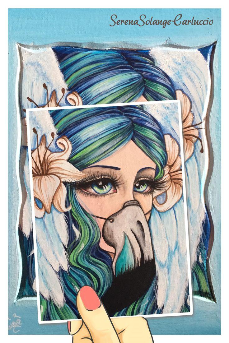 """Princess Flamingo"" di Serena Solange Carluccio"
