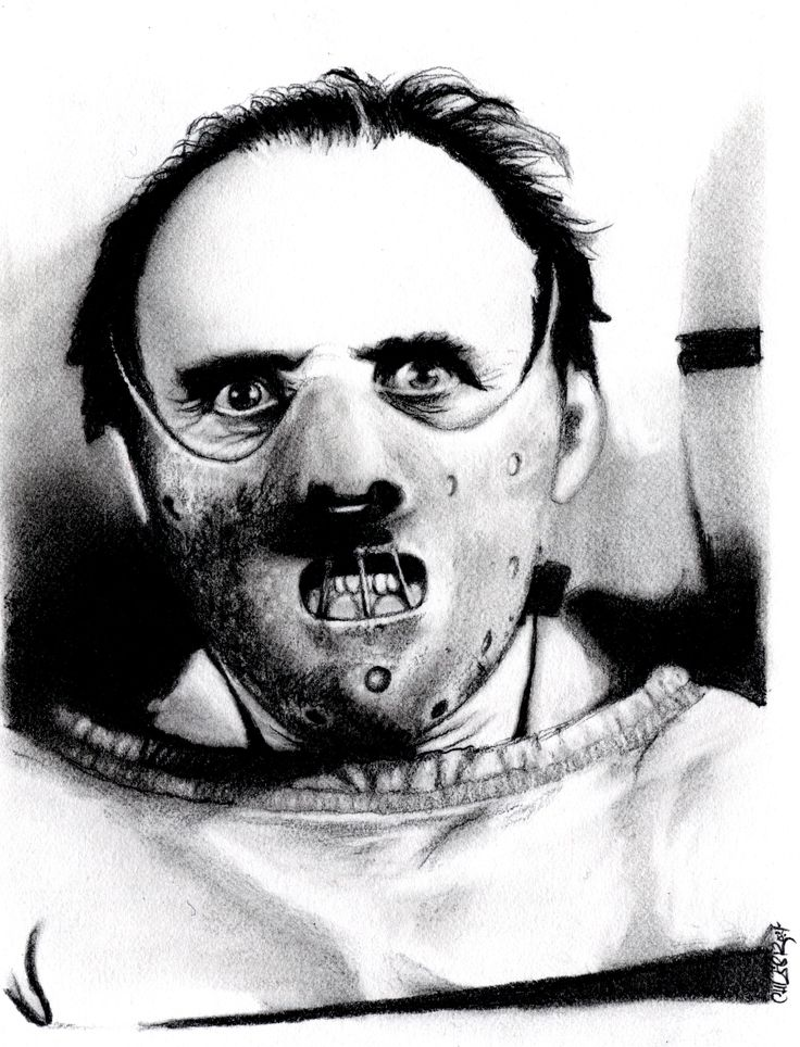 Hannibal Lecter, M.D....Silence of the Lambs