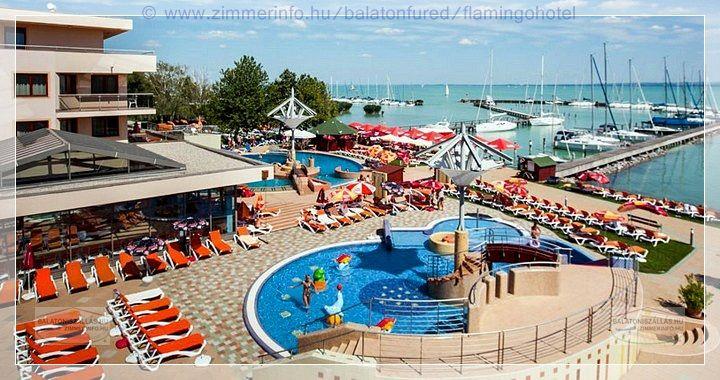 Flamingó Wellness és Konferencia Hotel**** - Balatonfüred