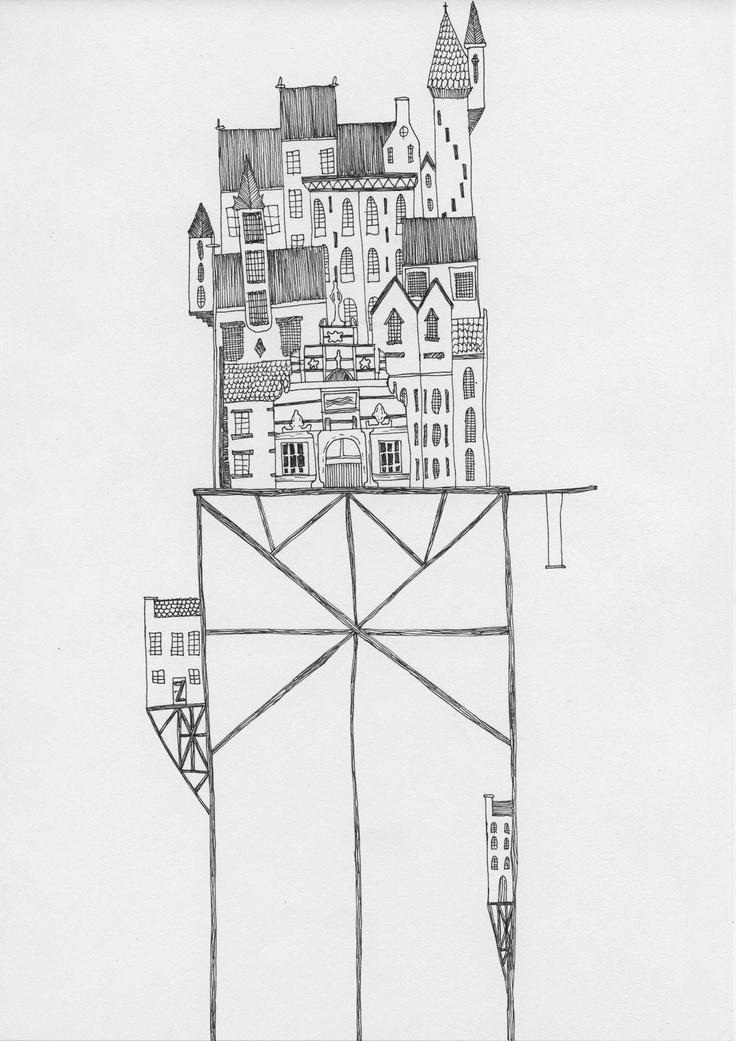 City above