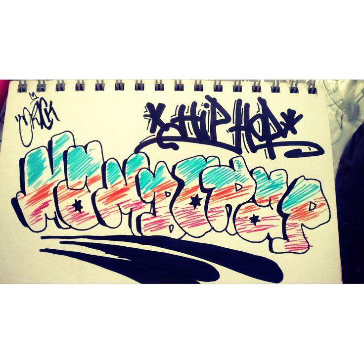 Mamborap graffiti