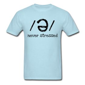 A shirt for SLPs #IPA #SLPeeps #neverstressed