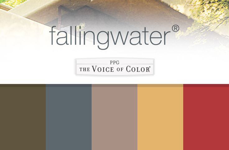 Frank Lloyd Wright Prairie Style Color Palette   Google Search