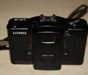 Lomo LC-A  Photo By www.nesedentarifler.com