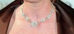 Sarah Ferguson, diamond necklace