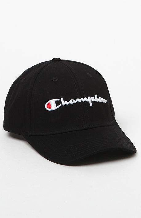 619aa86568b07 Champion Classic Twill Strapback Dad Hat in 2019 | caps to cover the ...