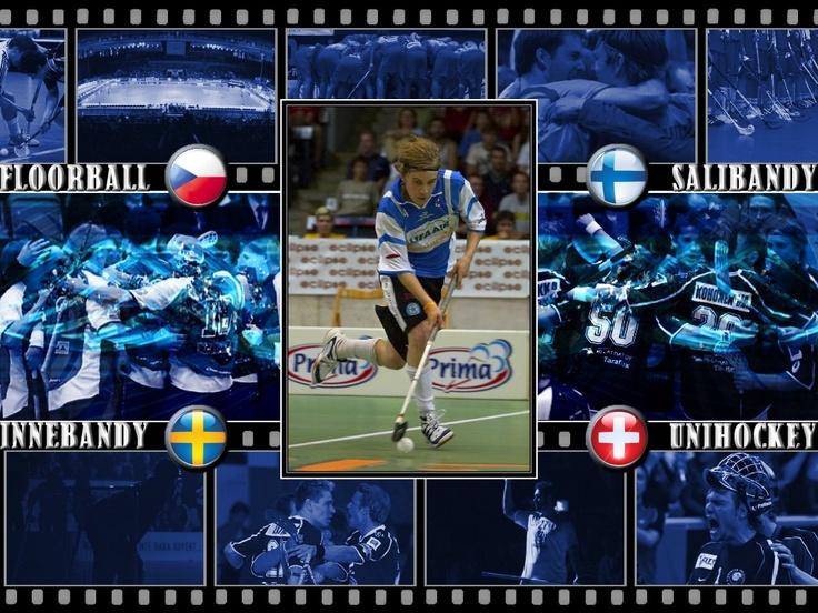 Floorball All Over the World