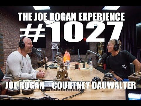 Joe Rogan Experience #1027 - Courtney Dauwalter - Courtney Dauwalter is an ultra-marathon runner who recently won the MOAB 240 race in Utah in under 58 hours.