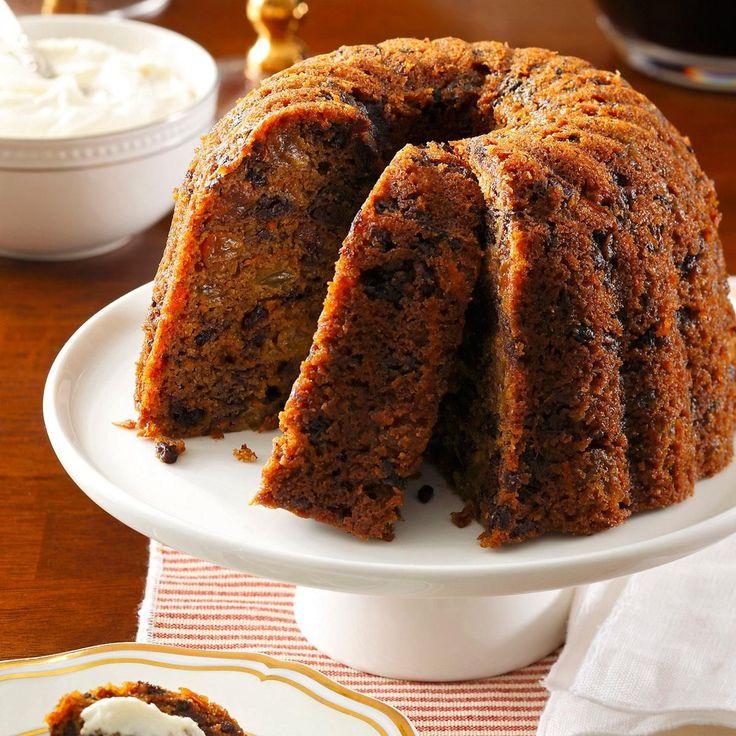 Tiny Tim's Plum Pudding Recipe | Taste of Home