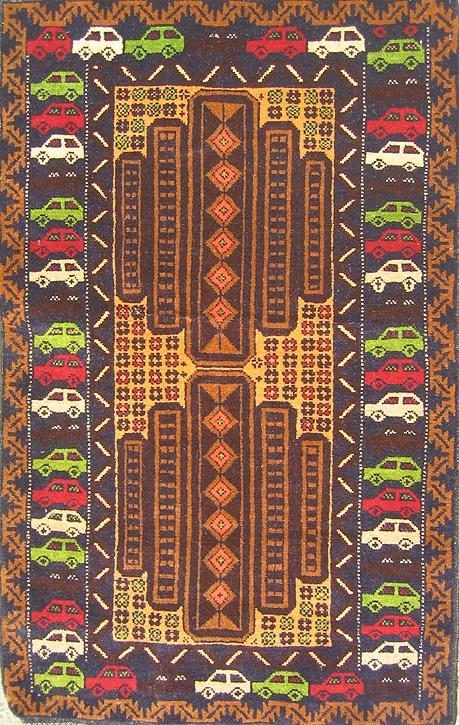 Large Rugs Afghan war rug
