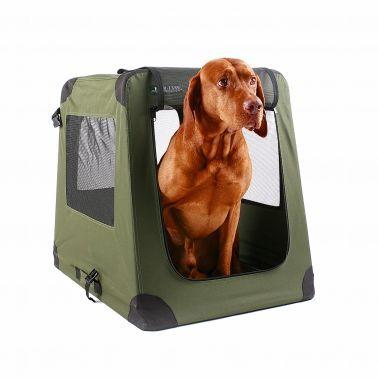 Hunde - Auto-Transportbox   JagdFIEBER.com