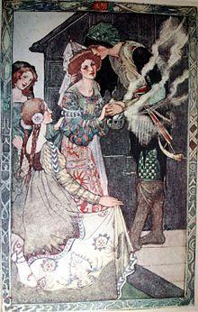 paintings by Edward Walton | the swineherd hans andersen s fairy tales