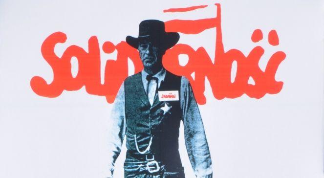 Plakat wyborczy Solidarności z 1989 roku