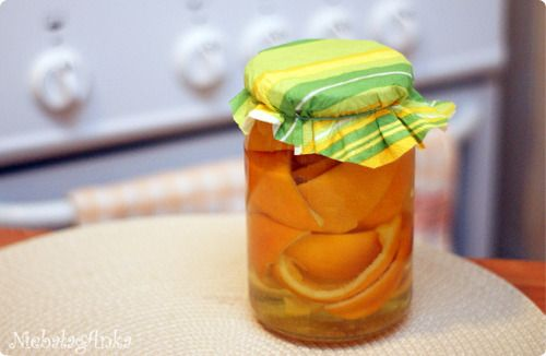 how to mask the smell of vinegar