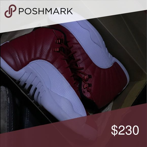 Jordans Retro 12s Gym Red-White/Black in box original everything worn 1x look brand new Jordan Shoes Sneakers