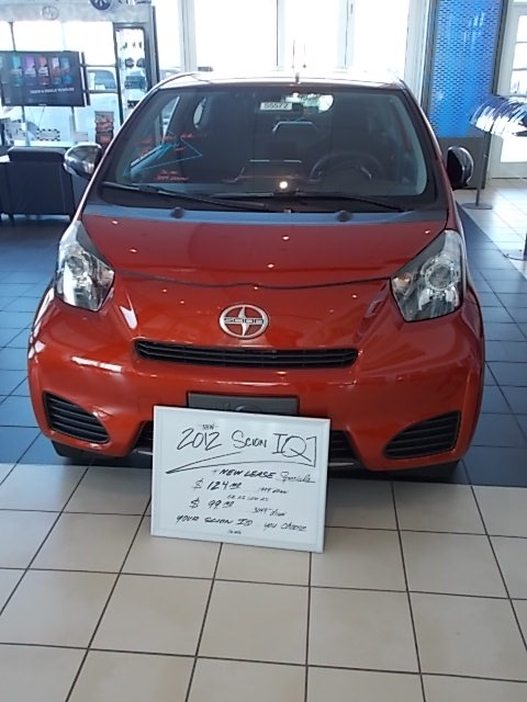 Scion IQ Deal Going On At Toyota On Nicholasville!