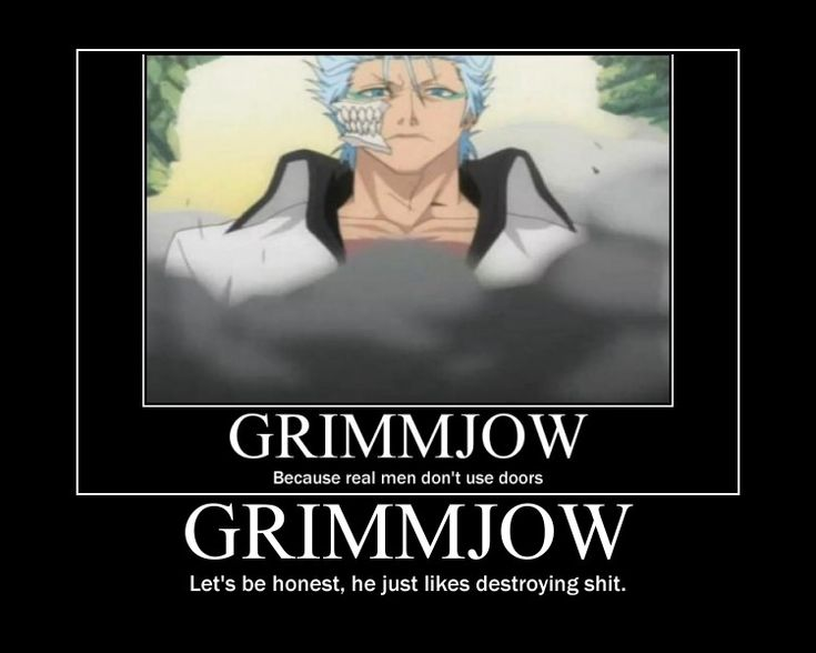 The truth about Grimmjow by Quincy-chick-13.deviantart.com on @deviantART