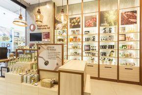 Kapeh store by Estúdio Jacarandá, Varginha – Brazil » Retail Design Blog