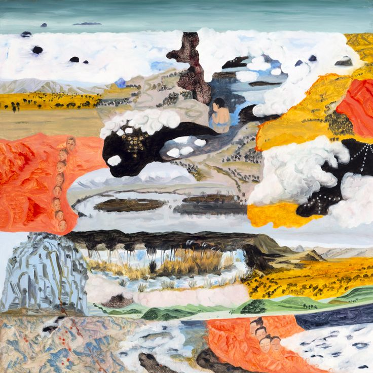29. Barbara Tuck, Dipping Mortal, 2014