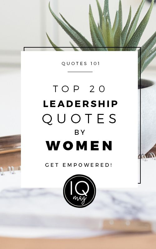 Inspirational Quotes about Leadership - Visit us at InspirationalQuotesMagazine.com for the best inspirational quotes!
