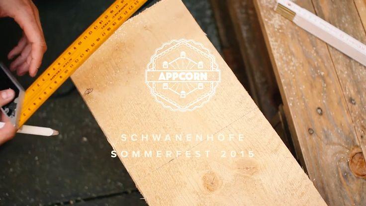 appcom video | appcorn | popcorn | summer party | schwanenhoefe | duesseldorf | best team | appcom