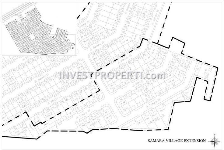 Site Plan Samara Village