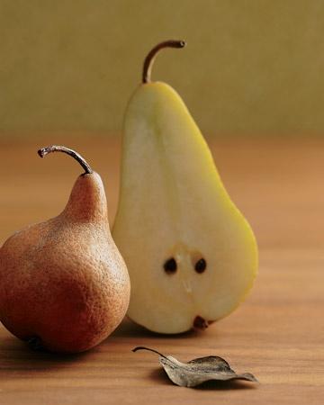 In Season: Pears  Info & recipes