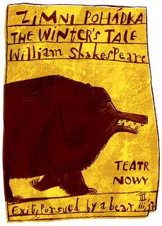 Znalezione obrazy dla zapytania zimní pohádka shakespeare
