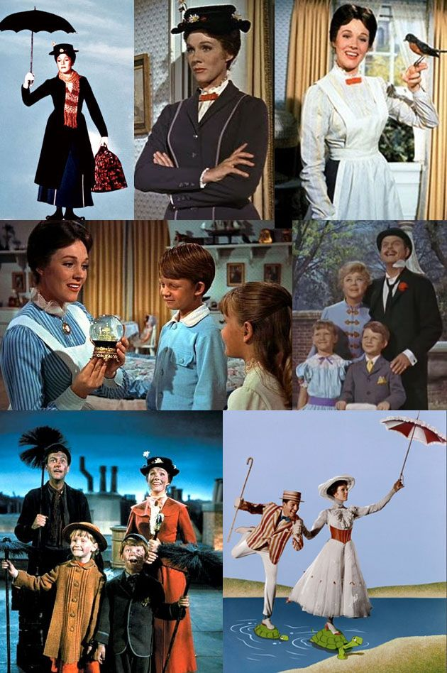 Mary Poppins... One of my favorites.