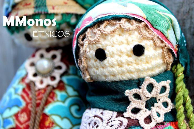 MMonos, tejidos con mis manos. Cartagena, Chile