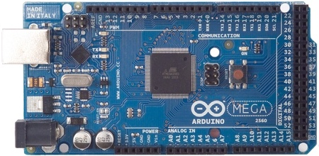 programming an arduino MEGA