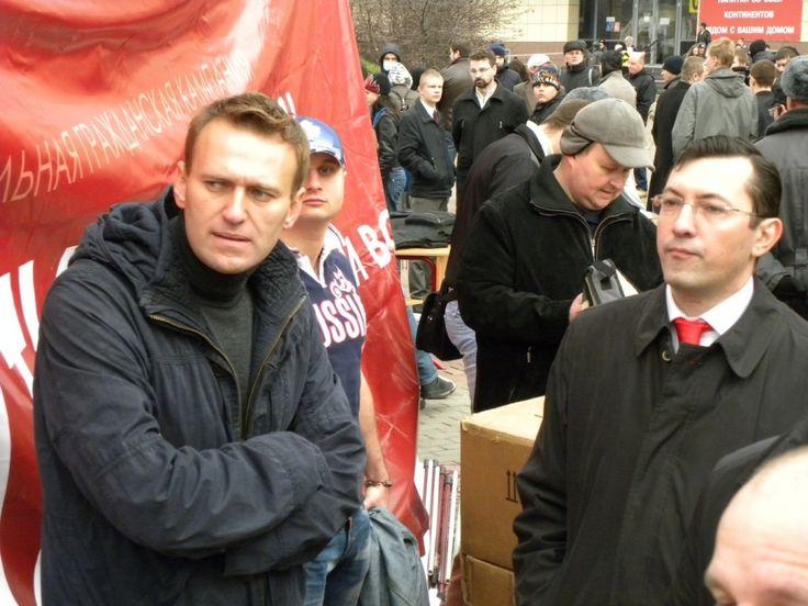 WHITE Technologies 2033: Алексей Навальный и Александр Белов