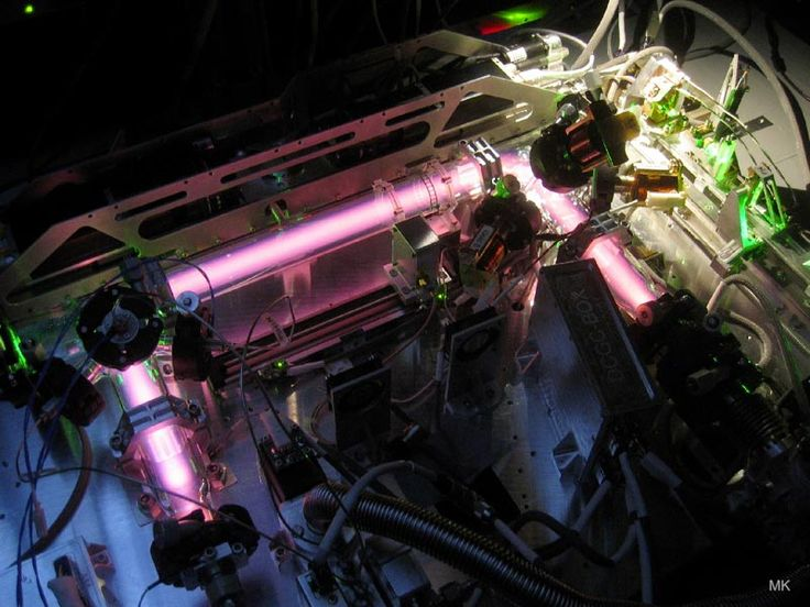 Odori (di patatine fritte). Fin dal 2001 sulla Iss sono in corso degli esperimenti che coinvolgono il plasma, esperimenti voluti dall'Esa.