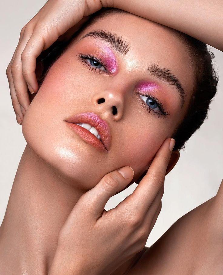 "Retouching Academy on Instagram: ""Photographer: Milian Eyes⠀ Make-up: @viv…"