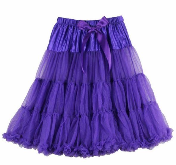 """Soft Fluffy 26"""" Petticoats – Moxie Mama Wear"""