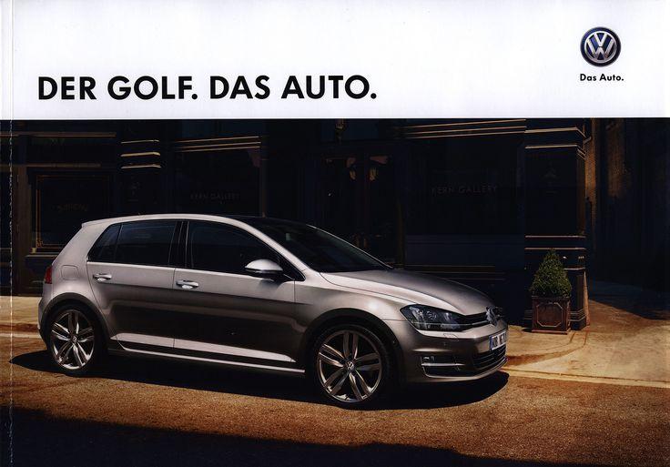 https://flic.kr/p/Kv7Fw6 | Volkswagen Golf. Das Auto. 2013_1