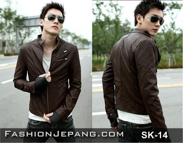 Jual Jaket, Jaket korea, fashion cowok, jogja, Blazer Jaket Korea SK-14