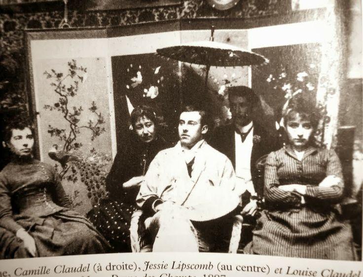 Camille Claudel ~ French Figurative sculptor