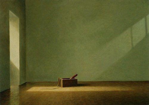 L'état des lieux   Anne Françoise Couloumy-2003