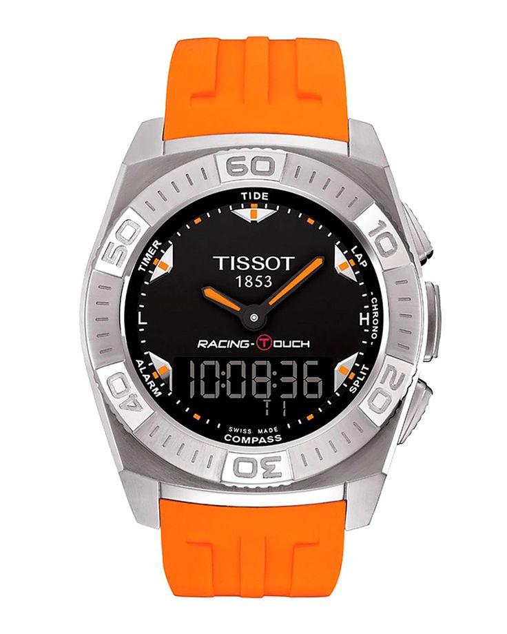 Ρολόι TISSOT RACING-TOUCH T0025201705101