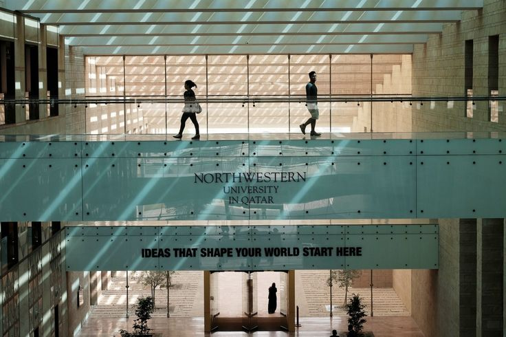 In Qatar's Education City, U.S. colleges are building an academic oasis - The Washington Post