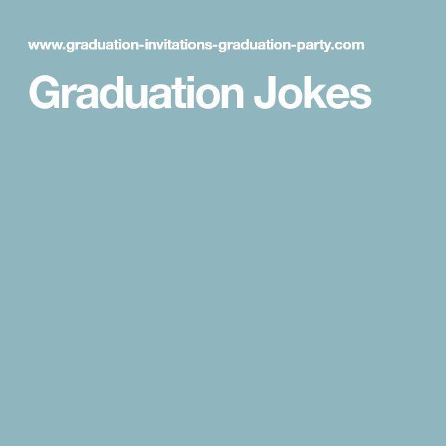 how to write a funny speech for graduation