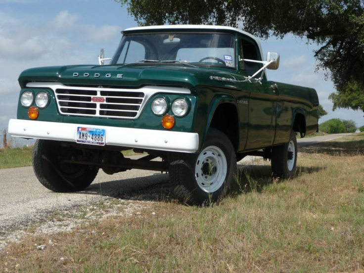 '65 Dodge : Power Wagon W200 in Dodge | eBay Motors