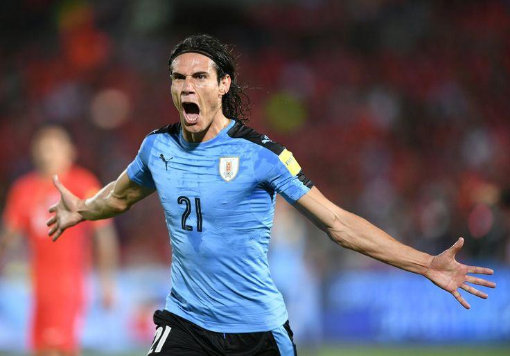 Edinson Cavani can't stop scoring! – My Heart Beats Football