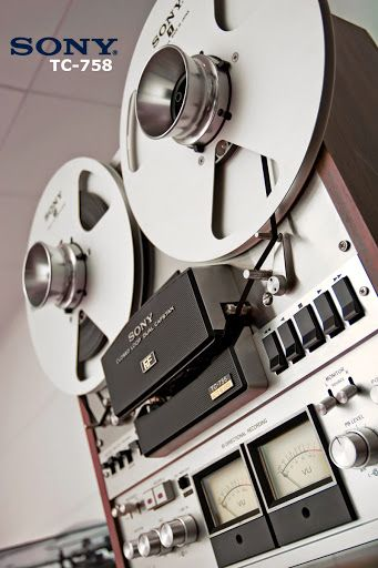 REEL TO RELL DECK: STILL the finest audio today!