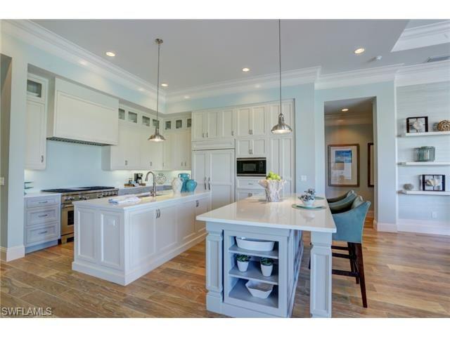 kitchen design naples fl. 5899 Burnham Rd  Naples FL 34119 Blue and white coastal kitchen with double 149 best Quail West Florida images on Pinterest