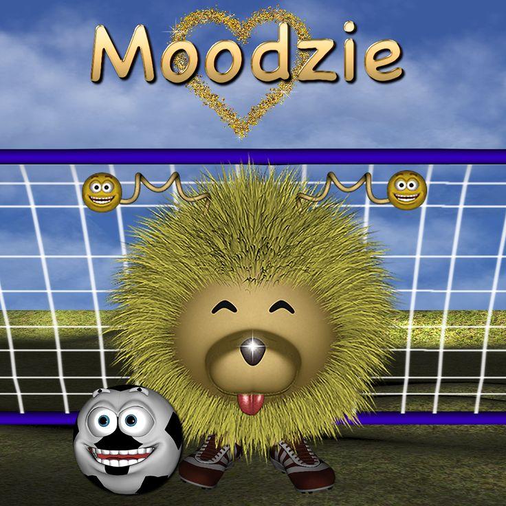 Moodzie Loves Soccer - Life Learning Apps